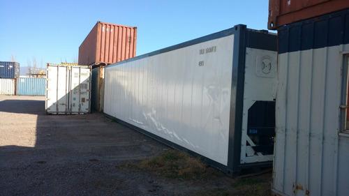 contenedores maritimos refrigerados reefer 40 pies santa fe