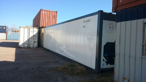 contenedores maritimos refrigerados reefers 40 corrientes