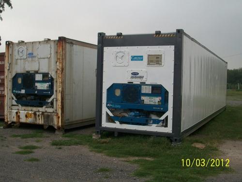 contenedores maritimos refrigerados reefers 40 mendoza