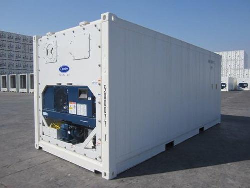 contenedores marítimos refrigerados reefers frio formosa