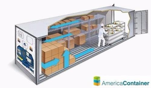 contenedores maritimos refrigerados  reefers mendoza