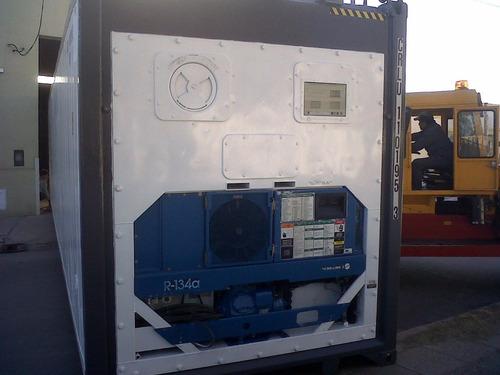 contenedores maritimos refrigerados reefes buenos aires