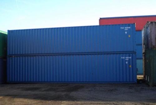 contenedores marítimos secos / containers 20'.