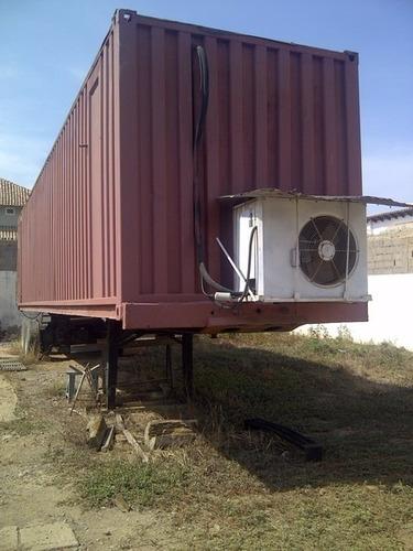 contenedores maritimos secos / containers 20´ tandil.