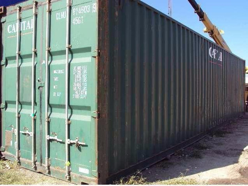 contenedores maritimos secos / containers 40 nacionalizados.