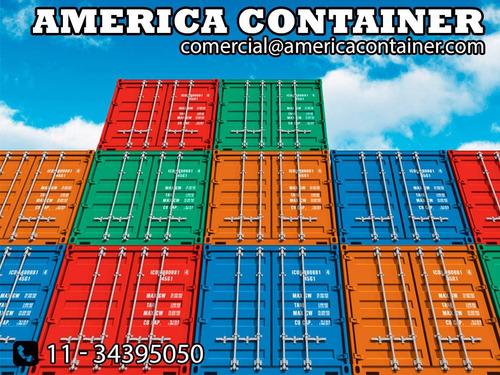 contenedores maritimos secos / containers 40' st/hc