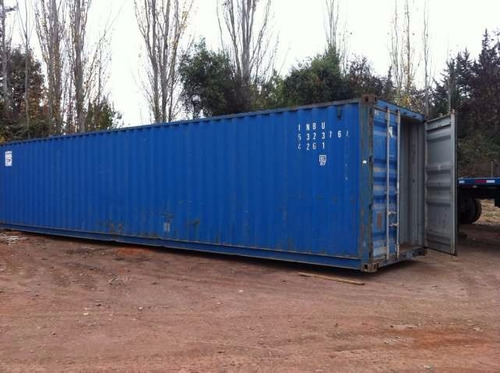 contenedores maritimos secos / containers 40' st/hc usados