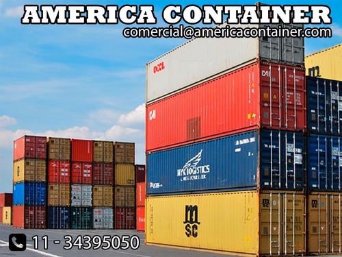 contenedores maritimos usados  20 bs as nacionalizados.