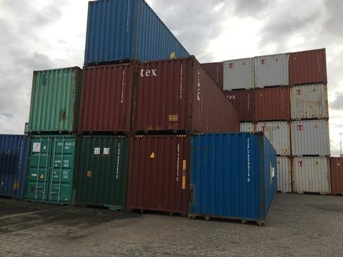 contenedores  marítimos usados 20 y 40 pies  buenos aires