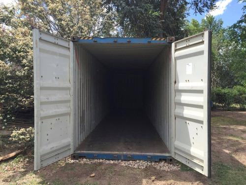 contenedores maritimos usados 20 y 40 secos villa mercedes