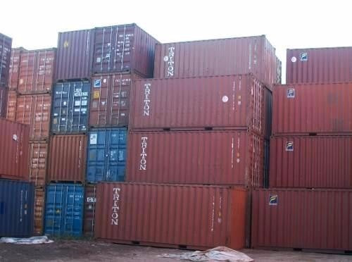 contenedores maritimos usados  20 y 40´st containers usados.