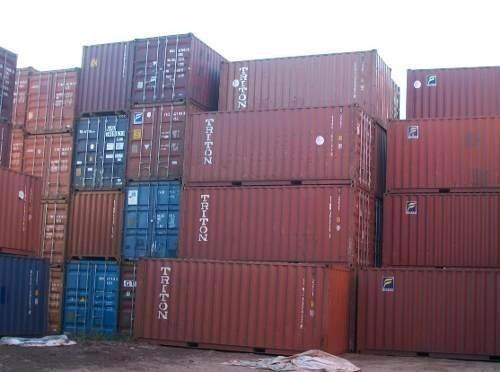 contenedores maritimos usados 20/40  containers
