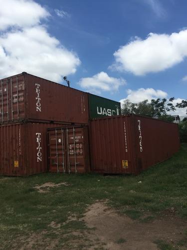 contenedores maritimos usados  20y40 neuquen