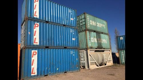contenedores maritimos usados  40 bs as nacionalizados