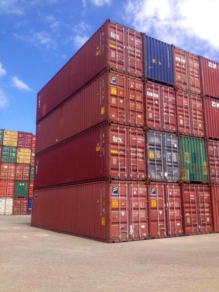 contenedores marítimos usados 40 containers vacios