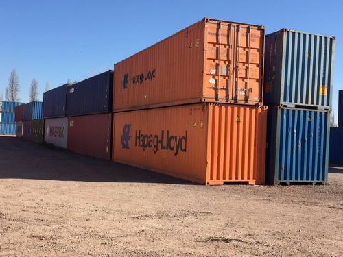 contenedores maritimos usados 40 pies nacionalizado cordoba