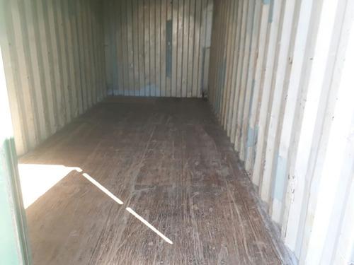 contenedores maritimos usados 40 pies  san juan nacionalizad