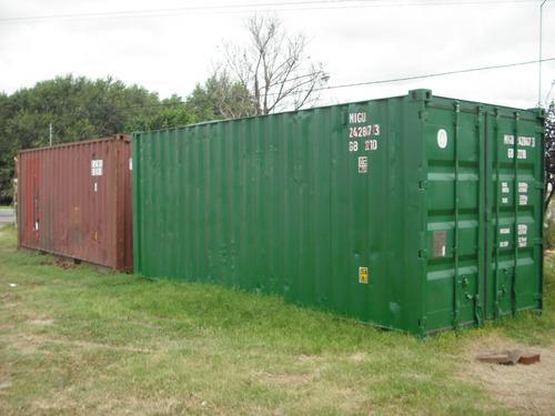 contenedores maritimos usados containers 20´ 25 de mayo