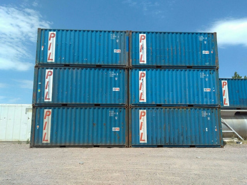 contenedores maritimos usados containers 20´ escobar bs as