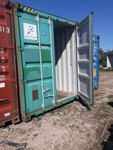 contenedores maritimos usados containers 20´ llavalle