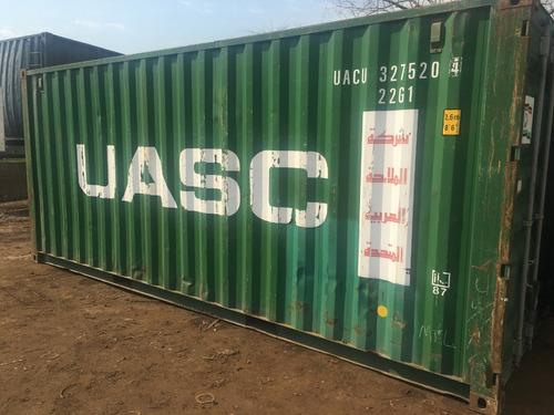 contenedores maritimos usados containers 20´ miramar bs as