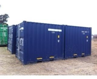 contenedores maritimos usados containers 20´ parana