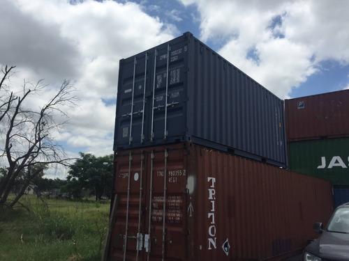 contenedores maritimos usados containers 20´ san nico
