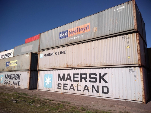contenedores maritimos usados containers 20'st llavalle