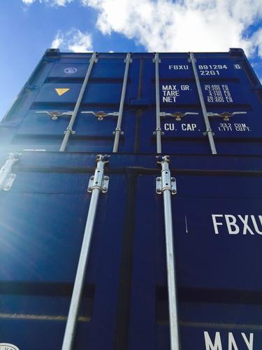 contenedores maritimos usados containers 20´st santa fe capi