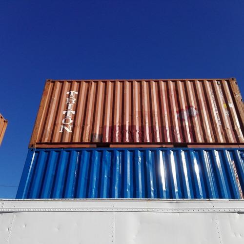 contenedores maritimos usados containers 20'st trenque lauqu