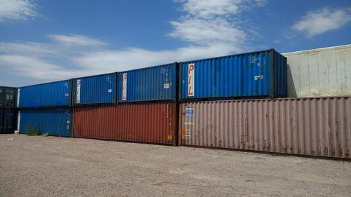 contenedores maritimos usados containers 40´ arrecifes bs as