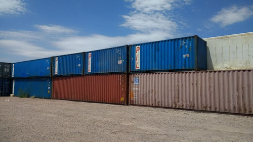 contenedores maritimos usados containers 40´ ensenada bs as