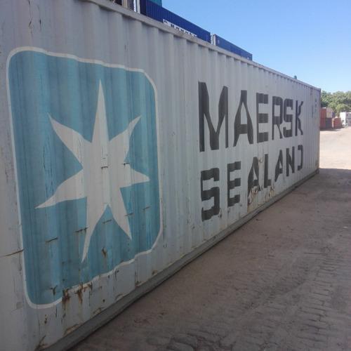 contenedores maritimos usados containers 40' gral rodriguez