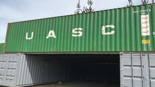 contenedores maritimos usados containers 40 nacionalizados