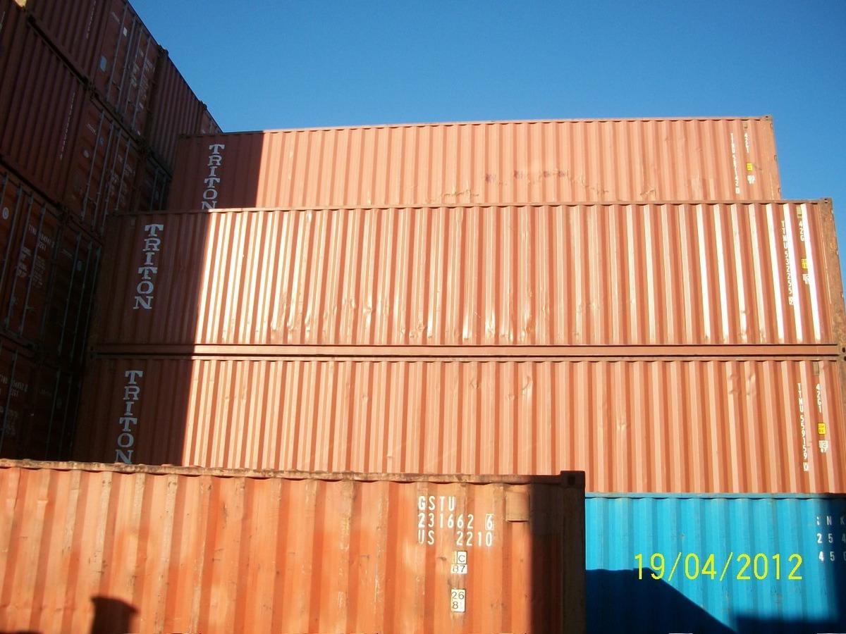 contenedores maritimos usados, containers categoría a!