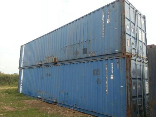 contenedores maritimos usados containers nacionalizados.