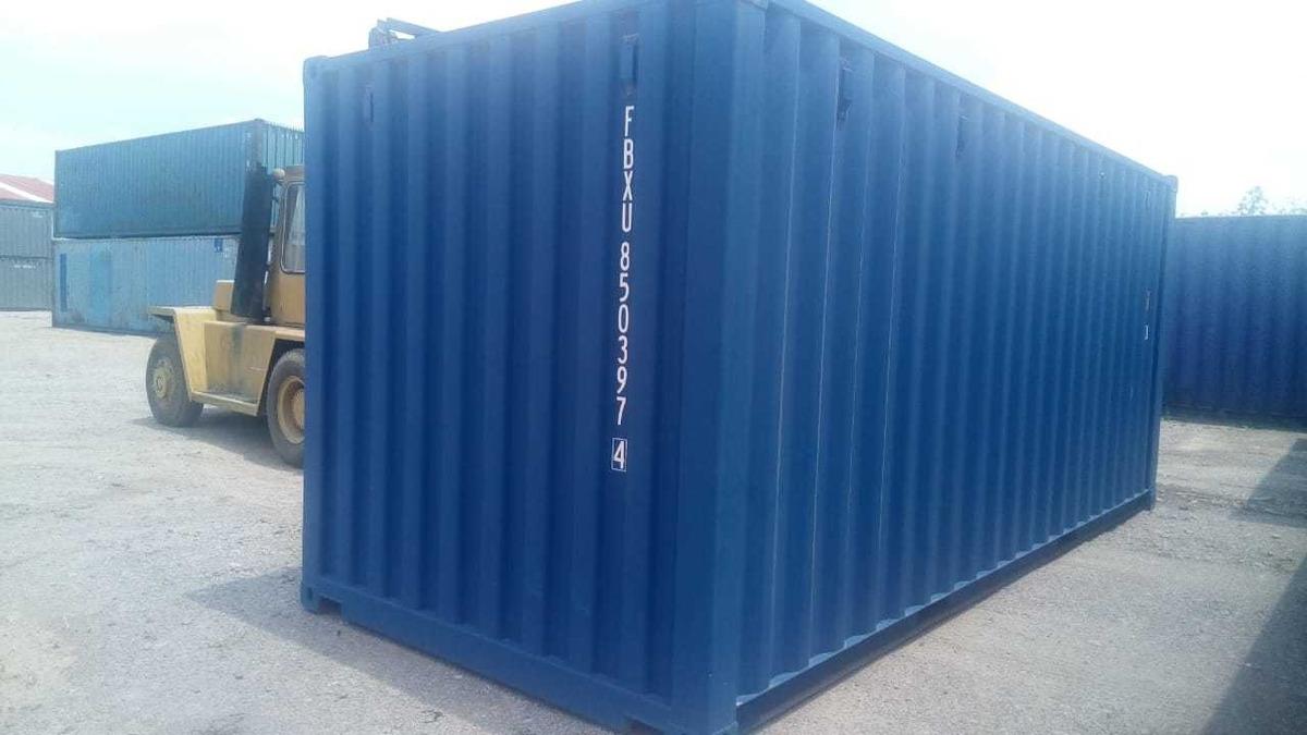contenedores marítimos usados en monterrey