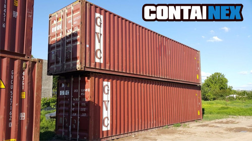 contenedores maritimos usados la pampa / obradores depositos