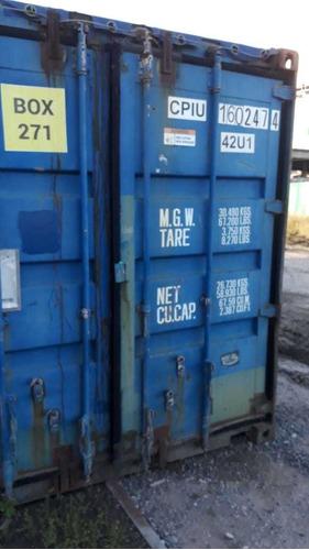 contenedores maritimos usados mendoza
