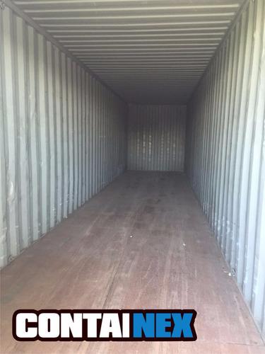contenedores maritimos usados mendoza / container obradores