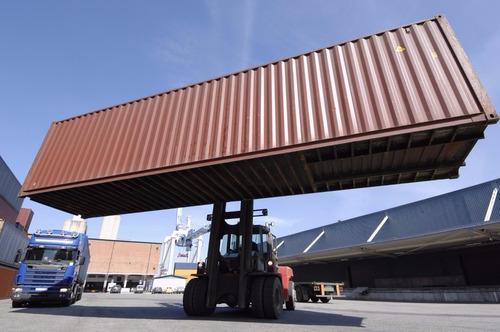 contenedores maritimos usados nacionalizado 40 pies bs. as.