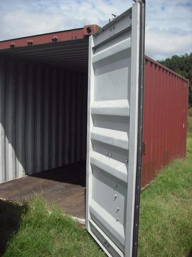 contenedores maritimos usados obrador 20 nacionalizado jujuy