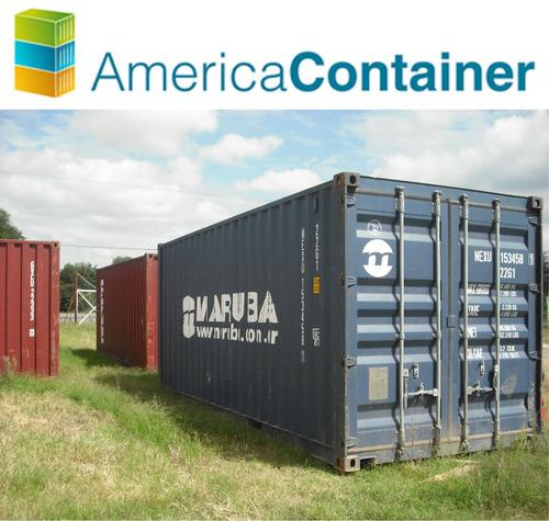 contenedores maritimos usados secos / containers 20 y 40.