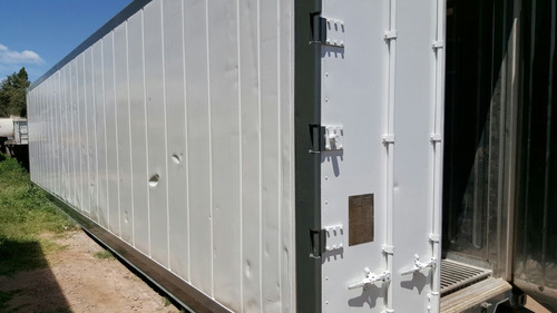 contenedores maritimos/reefers camara congelado 40´tandil