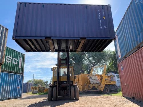 contenedores martimos, containers 20' usados nacionalizado