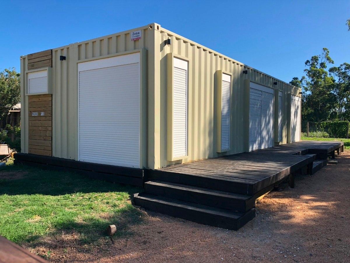 contenedores modificados casas viviendas oficinas etc