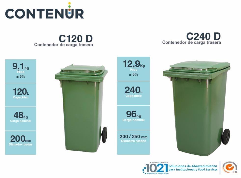 fad092af1047a contenedores para basura (contenur españa). Cargando zoom.