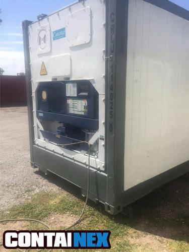 contenedores reefers camaras frigorificas equipos de frio