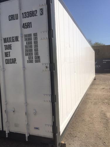 contenedores reefers refrigerados 40 pies chubut