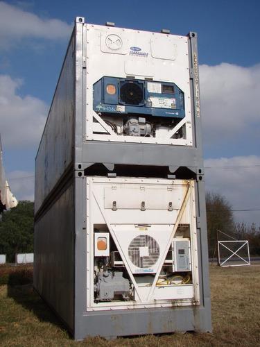 contenedores reefers refrigerados usados camara de frio